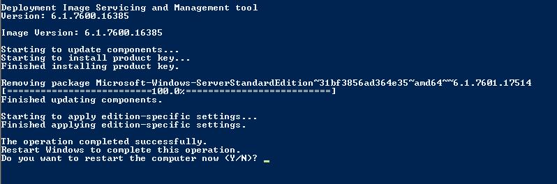 знакомство операционной системой windows server 2008