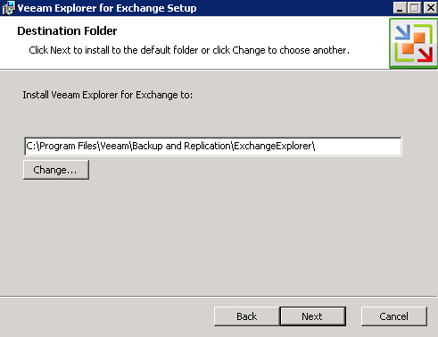 Veeam Explorer for Microsoft Exchange 2013 Beta – Rick's